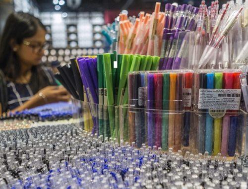 Kilométrico es la marca de bolígrafos más familiar según un estudio de Brandstrat