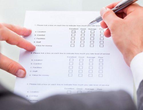 Algunos conceptos para analizar las encuestas
