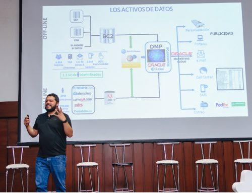 """Video: Conferencia """"Estrategia de datos para la generación de beneficios"""""""