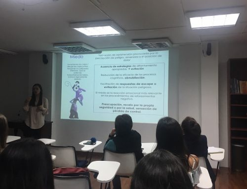 ACEI realizó Charla Microexpresiones Faciales