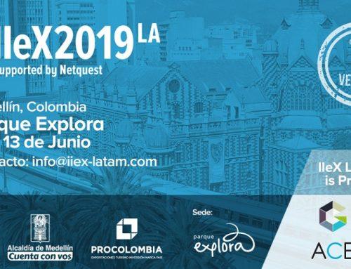 El Parque Explora de Medellín será la sede del IIeX LA 2019