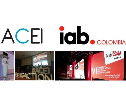 IAB Colombia y ACEI firman convenio de cooperación