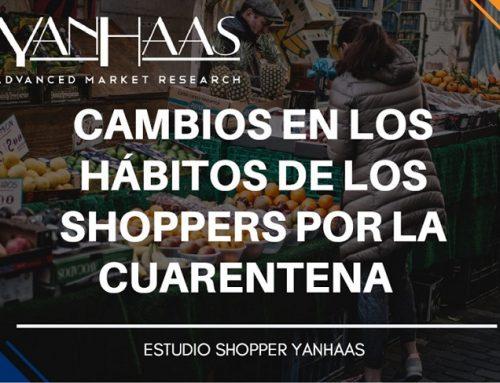 YanHaas: Cambio en los hábitos de los Shoppers por la cuarentena