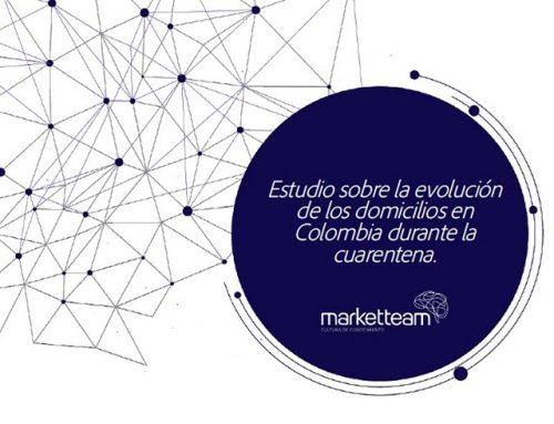 Market Team: ¿Quiénes están pidiendodomicilio en cuarentena?