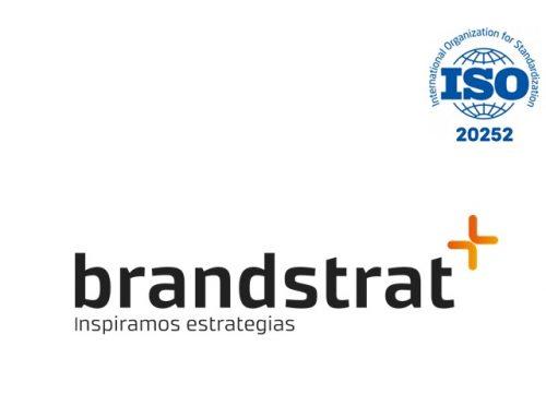 BrandStrat fue certificada ISO 20252 por SGS