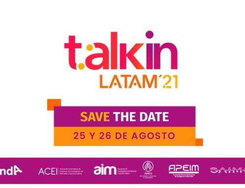 Ya puedes inscribirte de forma gratuita al Talkin Latam 21